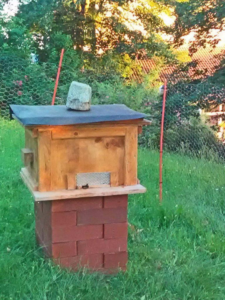 Bienenvolk Seehotel Moldan